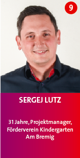 2020 - Sergej Lutz