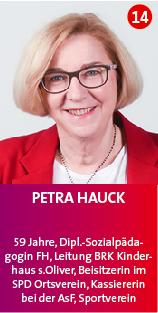 2020 - Petra Hauck