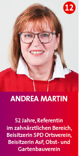 2020 - Andrea Martin