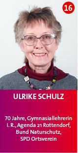 2020 - Ulrike Schulz