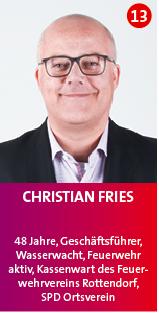 Platz 13 - Christian Fries