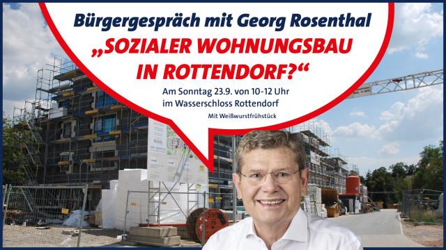 Bürgergespräch mit Georg Rosenthal